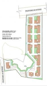 Gallery Cover Image of 975 Sq.ft 2 BHK Apartment for buy in Nizampet for 4600000