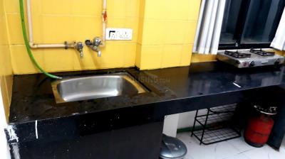 Kitchen Image of Rankholder PG in Wadgaon Sheri