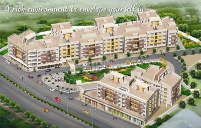 Gallery Cover Image of 545 Sq.ft 1 BHK Apartment for buy in Shree Ostwal Wonder City, Boisar for 1650000