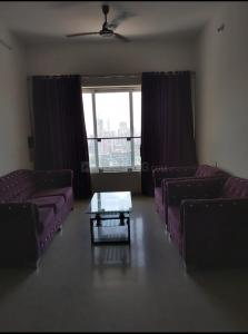 Gallery Cover Image of 1400 Sq.ft 3 BHK Apartment for rent in Romell Aether Wing B1, Goregaon East for 65000