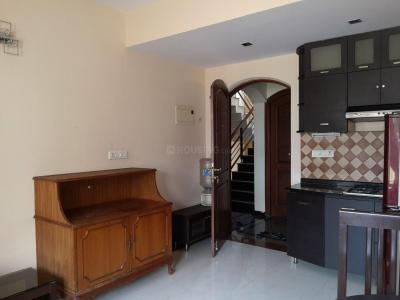 Gallery Cover Image of 450 Sq.ft 1 BHK Apartment for rent in Richmond Town for 30000