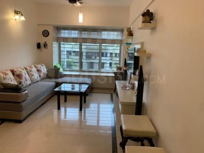 Gallery Cover Image of 1100 Sq.ft 2 BHK Apartment for rent in Thane West for 28500