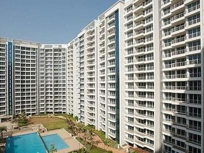Gallery Cover Image of 1150 Sq.ft 2 BHK Apartment for rent in Tharwani Rosebella, Kharghar for 20000