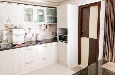 Kitchen Image of Luxor Apartments in Serilingampally