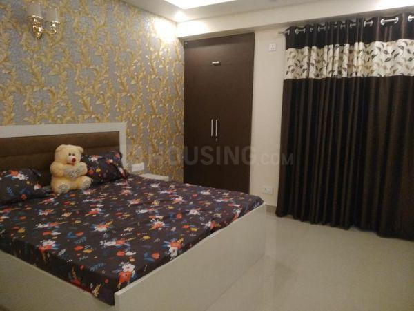 Bedroom Image of 1195 Sq.ft 3 BHK Apartment for buy in  Panchtatva Phase 1, Noida Extension for 3400000