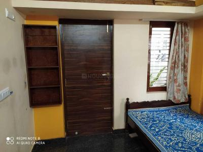 Gallery Cover Image of 250 Sq.ft 1 RK Independent House for rent in Gnana Bharathi for 6000