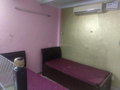 Gallery Cover Image of 350 Sq.ft 1 RK Independent Floor for rent in Garhi for 12500