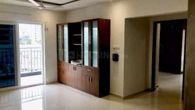 Gallery Cover Image of 1735 Sq.ft 3 BHK Apartment for rent in Nanakram Guda for 53785