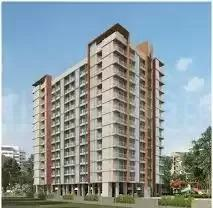 Gallery Cover Image of 710 Sq.ft 1 BHK Apartment for buy in Avighnaa Complex Phase I, Mira Road East, Mumbai, Mira Road East for 5100000
