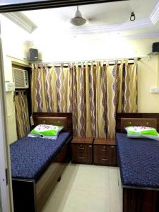 Bedroom Image of Sai Krishna Kunj PG in Andheri West