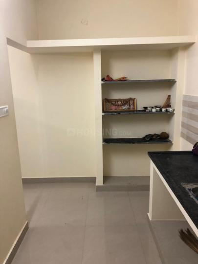 Kitchen Image of 1250 Sq.ft 3 BHK Apartment for rent in Urapakkam for 10000