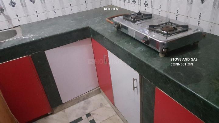 मयूर विहार फेज 1 में माइ पीजी के किचन की तस्वीर