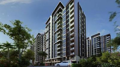 Gallery Cover Image of 589 Sq.ft 1 BHK Apartment for buy in Mahaveer Ranches Phase II, Parappana Agrahara for 3803000