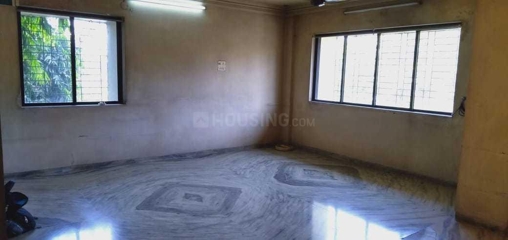 Living Room Image of 450 Sq.ft 1 RK Apartment for rent in Juinagar for 8500
