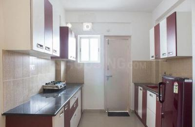 Kitchen Image of 3 Bhk In Keerthi Royal Apartment in Electronic City