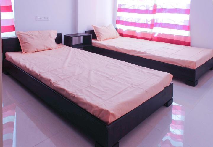 Bedroom Image of 403 Aarti Residency in Balewadi