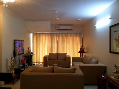 Gallery Cover Image of 1700 Sq.ft 3 BHK Apartment for rent in Santacruz East for 90000