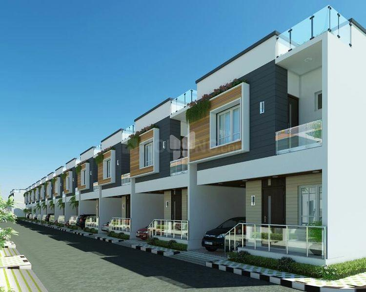 Building Image of 1050 Sq.ft 3 BHK Independent House for buy in Urapakkam for 4318350