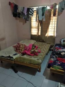 Bedroom Image of Daksh PG in Jodhpur