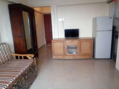 Gallery Cover Image of 380 Sq.ft 1 RK Apartment for rent in Diamond Isle I Apartment, Goregaon East for 14000