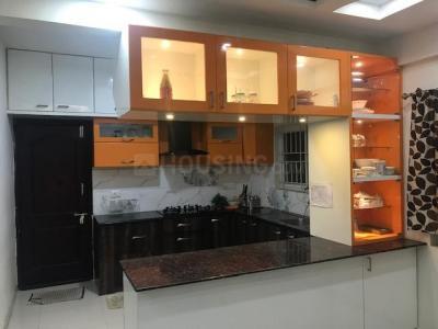Kitchen Image of Fully Furnished 3 Bhk in Sorahunase