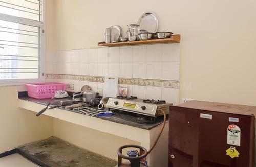 Kitchen Image of Ajay Nest Ghaziabad in Shipra Suncity