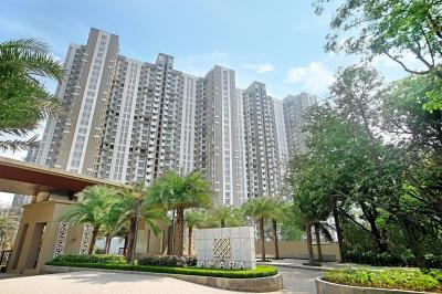 Gallery Cover Image of 630 Sq.ft 1 BHK Apartment for buy in Thane West for 6650000