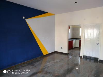 Gallery Cover Image of 850 Sq.ft 2 BHK Independent Floor for rent in SMV Layout for 9500