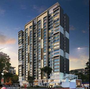 Gallery Cover Image of 750 Sq.ft 2 BHK Apartment for buy in Srishti Pride Phase 1, Bhandup West for 14200000