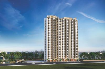 Gallery Cover Image of 770 Sq.ft 2 BHK Apartment for buy in Khidkali for 6800000