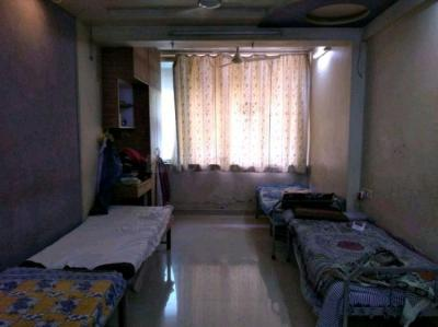 Bedroom Image of Kiran PG in Borivali East