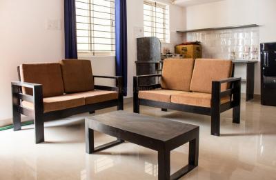 Living Room Image of Gowda Nest 2 in Hebbal Kempapura
