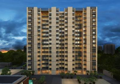 Gallery Cover Image of 1585 Sq.ft 3 BHK Apartment for buy in Sheetal Westpark, Vastrapur for 11300000