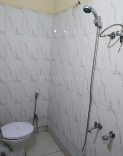 Common Bathroom Image of 250 Sq.ft 2 BHK Independent House for rent in Neb Sarai for 7500