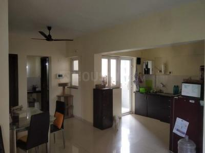 Kitchen Image of Single Room Available In 2bhk Rohan Mithila in Viman Nagar