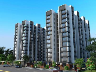 Gallery Cover Image of 1350 Sq.ft 2 BHK Apartment for buy in Dharmadev Infrastructure Neelkanth Elegance, Vejalpur for 5300000