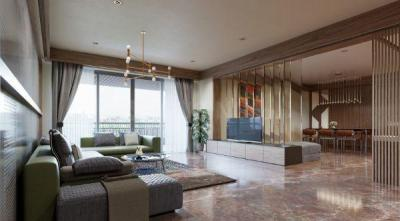 Hall Image of 3967 Sq.ft 4 BHK Apartment for buy in The Indus, Bodakdev for 31736000