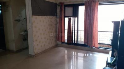 Gallery Cover Image of 680 Sq.ft 1 BHK Apartment for rent in Lalani Residency, Thane West for 18000