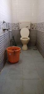 Bathroom Image of Shree Sai Ram PG in Wadgaon Sheri
