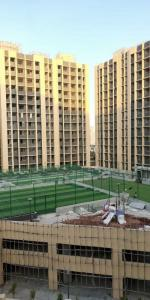 Gallery Cover Image of 650 Sq.ft 1 BHK Apartment for rent in Rustomjee Global City, Virar West for 6500