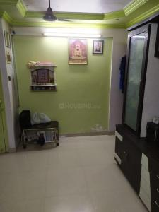 Gallery Cover Image of 450 Sq.ft 1 RK Apartment for buy in  Antriksh Tower, Mulund West for 7500000