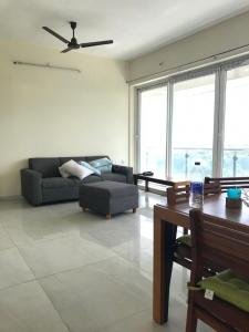 Gallery Cover Image of 1205 Sq.ft 2 BHK Apartment for rent in Seawoods for 56000