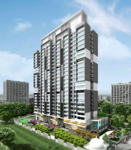 Gallery Cover Image of 710 Sq.ft 1 BHK Apartment for buy in Bhandup West for 9800000