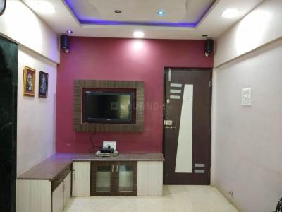 Gallery Cover Image of 508 Sq.ft 1 BHK Apartment for rent in Thane West for 17000