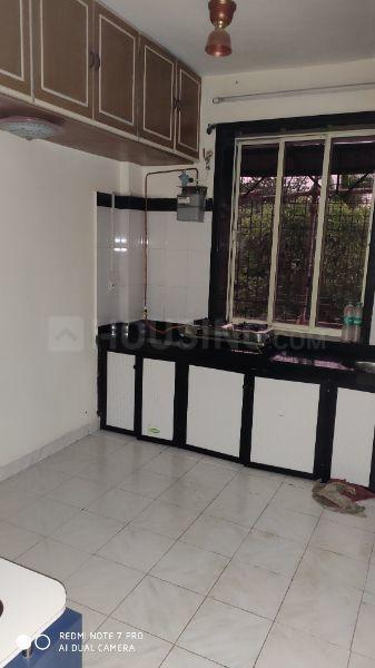 Kitchen Image of 500 Sq.ft 1 BHK Apartment for rent in Borivali West for 23000