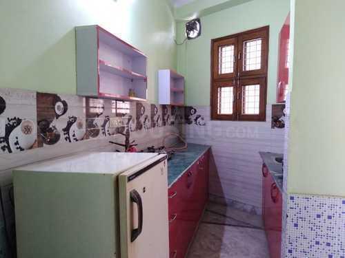 सेक्टर 10 द्वारका में शशि शर्मा नेस्ट के किचन की तस्वीर
