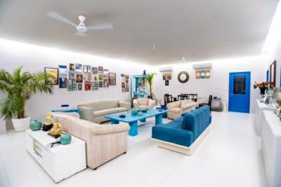 Gallery Cover Image of 1900 Sq.ft 3 BHK Independent Floor for buy in Ambesten Twin Corsage, Noida Extension for 3700000