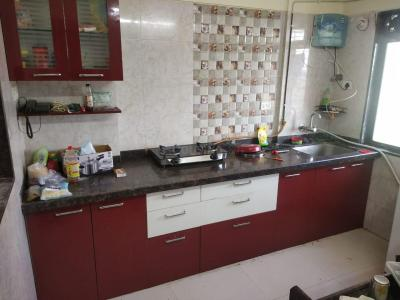Kitchen Image of Keshav Residency in Malad West