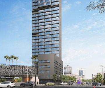 Gallery Cover Image of 968 Sq.ft 2 BHK Apartment for buy in Kanakia Miami, Mahim for 52500000