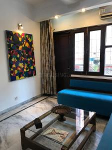 Gallery Cover Image of 1250 Sq.ft 2 BHK Apartment for rent in Safdarjung Development Area for 50000